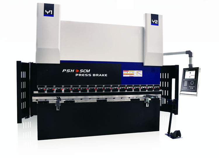 CNC Hydraulic Press Brake (PSH-SCM)