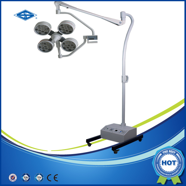 Mobile Emergency Shadowless Battery Operated Light (YD02-LED4E)