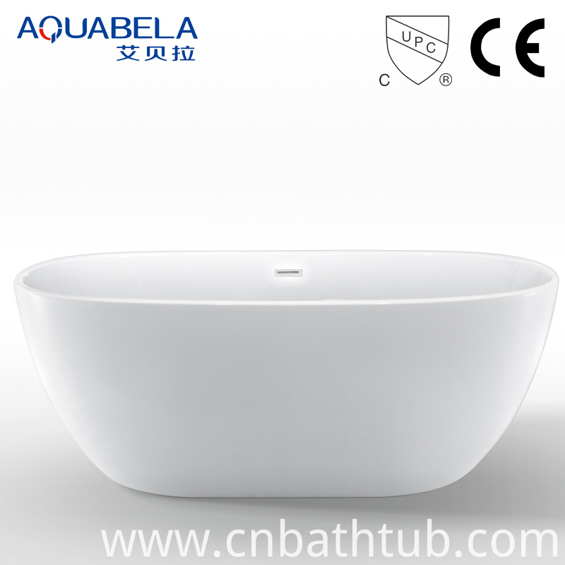 CE/Cupc Approved Acrylic Standalone Hot Tubs (JL640)