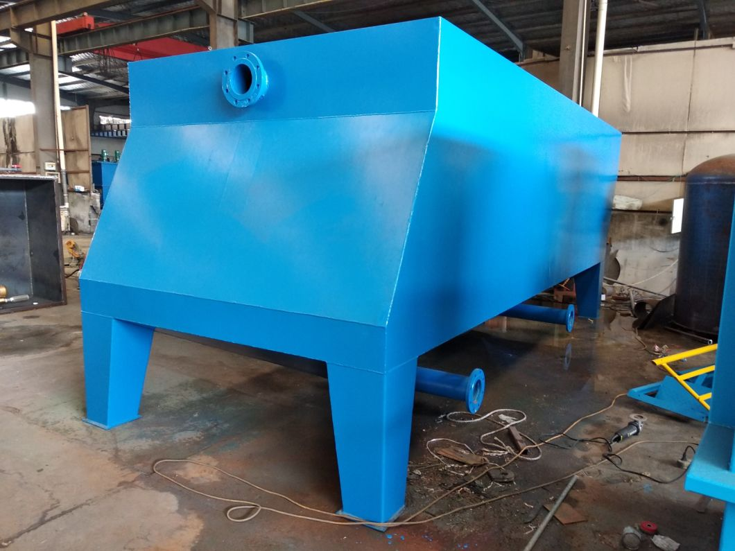 Lamella Clarifier for Paper Wastewater Treatment System