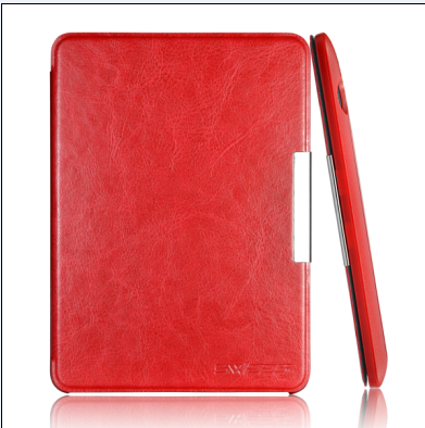Fashion Ultra Slim PU Leather Smart Case Cover for Amazon Kindle Paperwhite 7