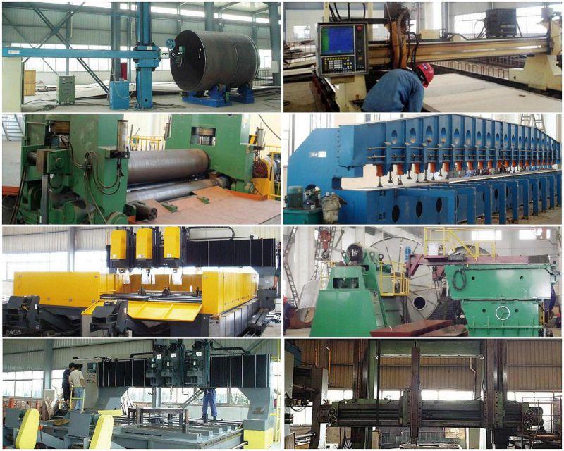 Dual Media Pressure Filter Pressure Vessel Carbon Steel