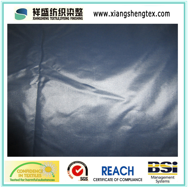 20d Nylon Taffeta Fabric for Down Coat (XSN005)