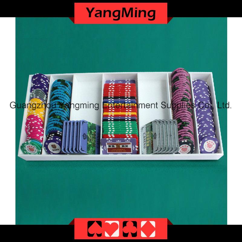 Standard Acrylic Chip Tray (YM-CT05)