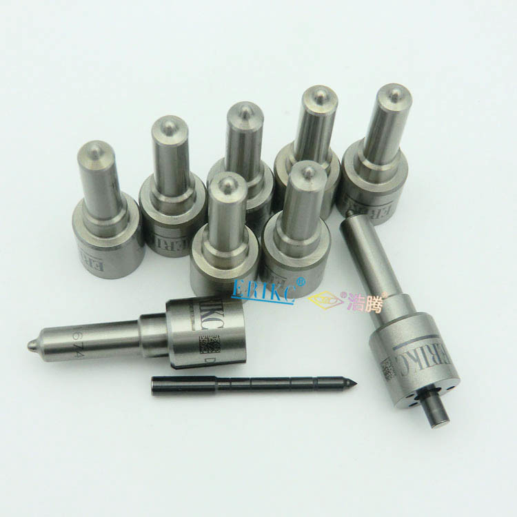 Erikc Dlla153p1608 (0 433 171 982) Fuel Truck Nozzle Dlla 153 P 1608 (0433171982) Common Rail Spare Parts Injector Nozzle Bosch for 0445110275