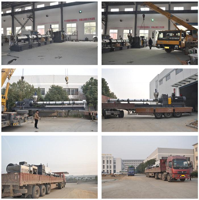 Nanjing Haisi Hot Sale Tse-30 Lab Twin Screw Extruder Machine