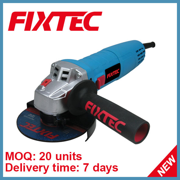 Fixtec Power Tools 750W 115mm Electric Angle Grinder