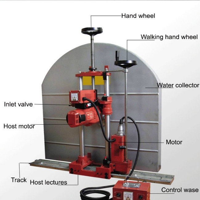 China Electric Wall Cuter Tools Concrete Cutting Machine