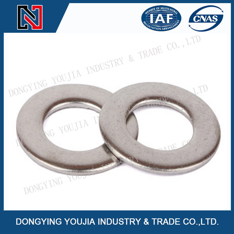 DIN125 Stainless Steel Plain Washer