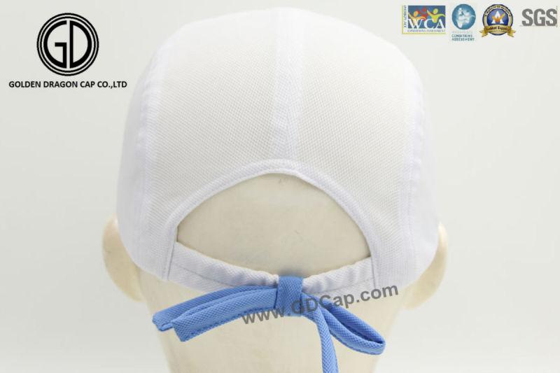 Fashion White Sports Golf Women's Hat and Golf Cap