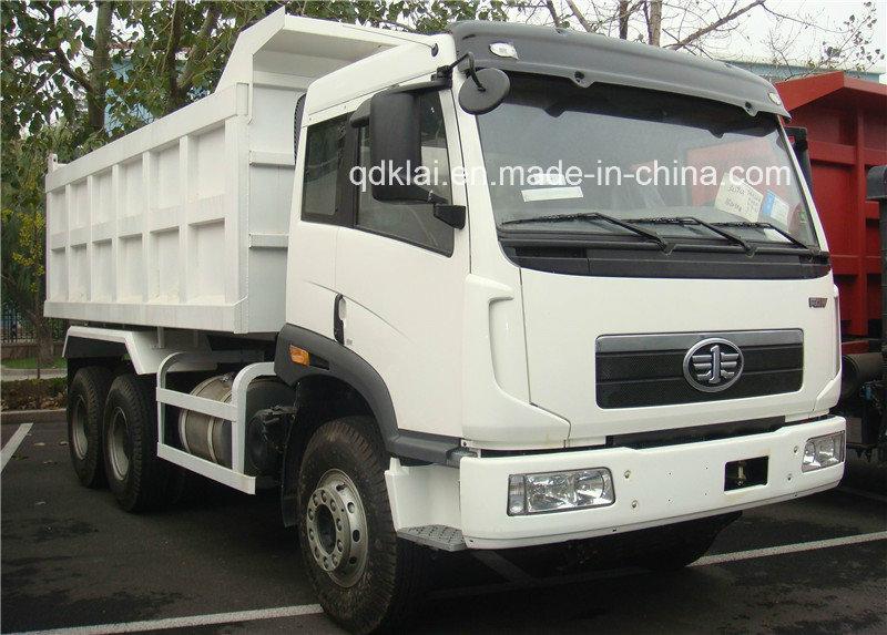 China Faw 6X4 Dump Truck Hot Sale