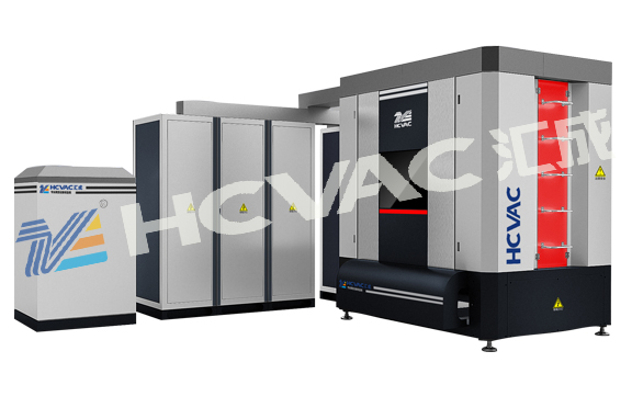 PVD Vacuum Coating Machinery for Bathrooom and Kitchen Faucets