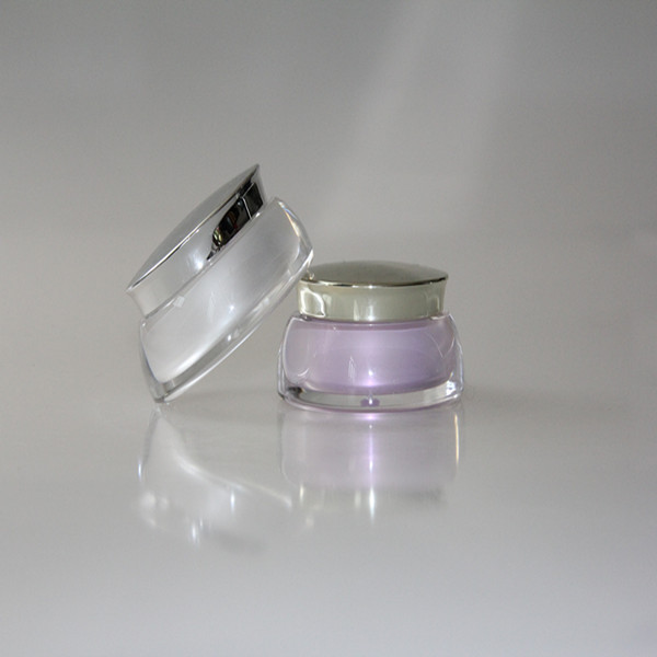 30g Double Wall Acrylic Jar for Cream