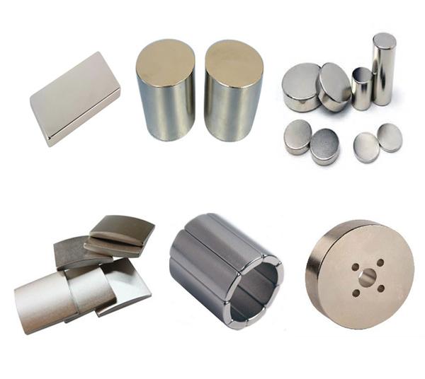 Big Size Strong Permanent Neodymium Cylinder Magnet
