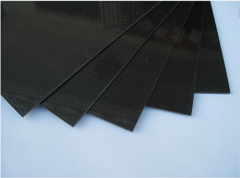 Colored 3k Carbon Fiber Sheet
