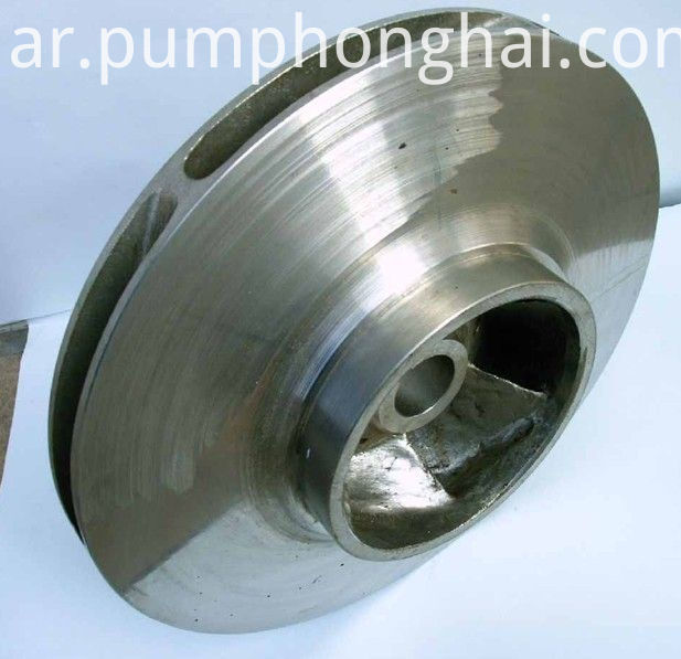 IH chemical Pump's impeller