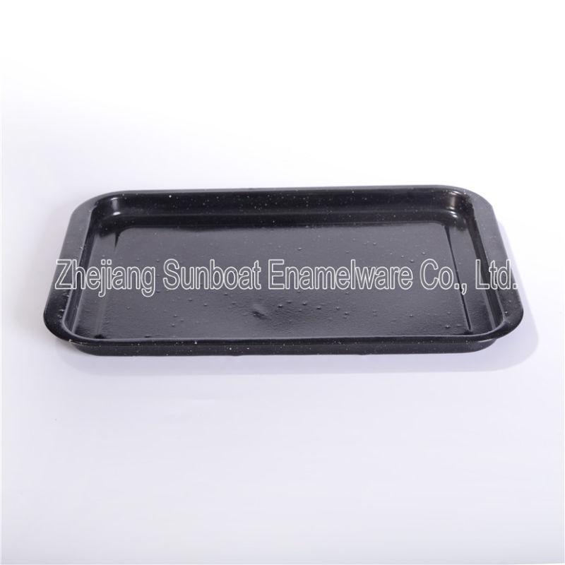 Sunboat Kitchenware/ Kitchen Appliance Enamel Baking Pan Set Cast Iron Enamel Baking Dish/Baking Pans/Roasting Dishes