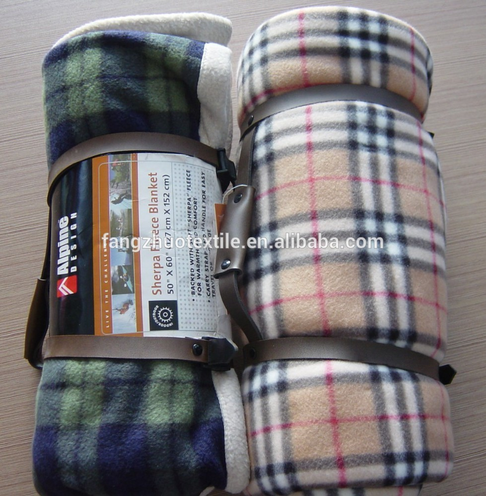 picnic fleece blanket