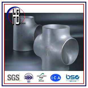 Butt Welded Pipe Tee ASME Reducer Tee