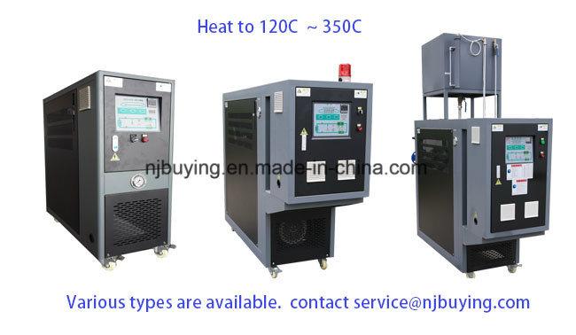 Mtc Oil Type Mold Temperature Controller Heater for Laminating Machine
