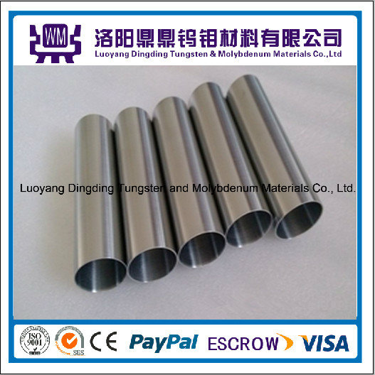 Forged Machined Molybdenum Tubes, Molybdenum Pipes or Tungsten Tubes/Pipes   for Transistors and Thyristors Industry Hot Sale in China