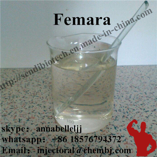 Anti-Estrogen Steroid Powder Femara Letrozole for Breast Cancer Treatment 112809-51-5