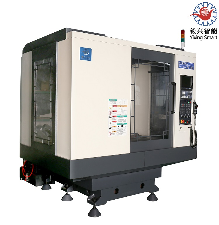 Vertical CNC Machining Center for Mould Making