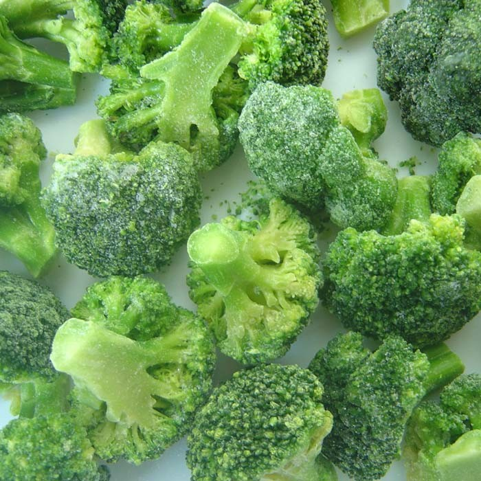 New Crop Frozen Green Cauliflowe with Competitive Price