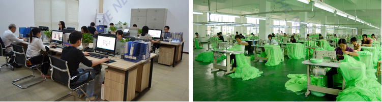 Round Insecticidal Mosquito Net