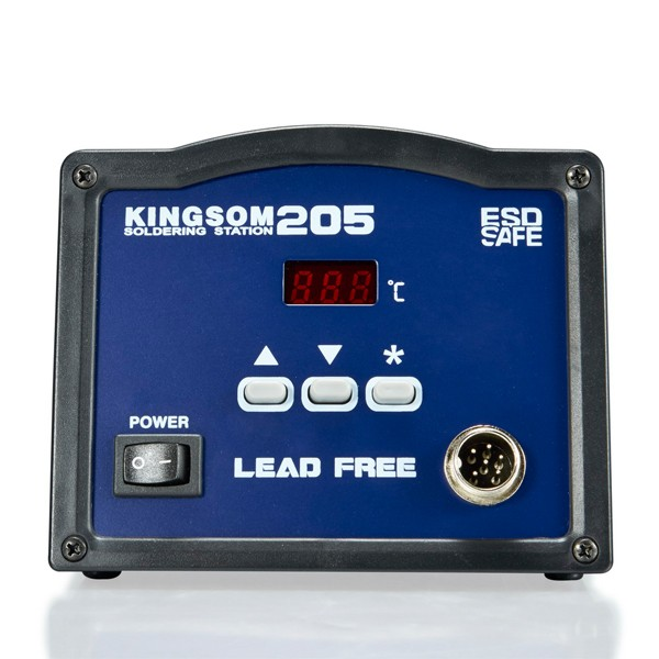 Temperature Controlled Soldering Iron Station KS-200DH