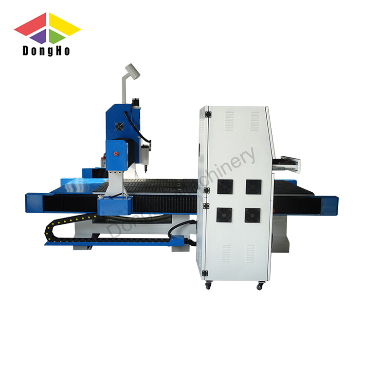 Large Working Area Woodworking 1.5kw CNC Router Tool