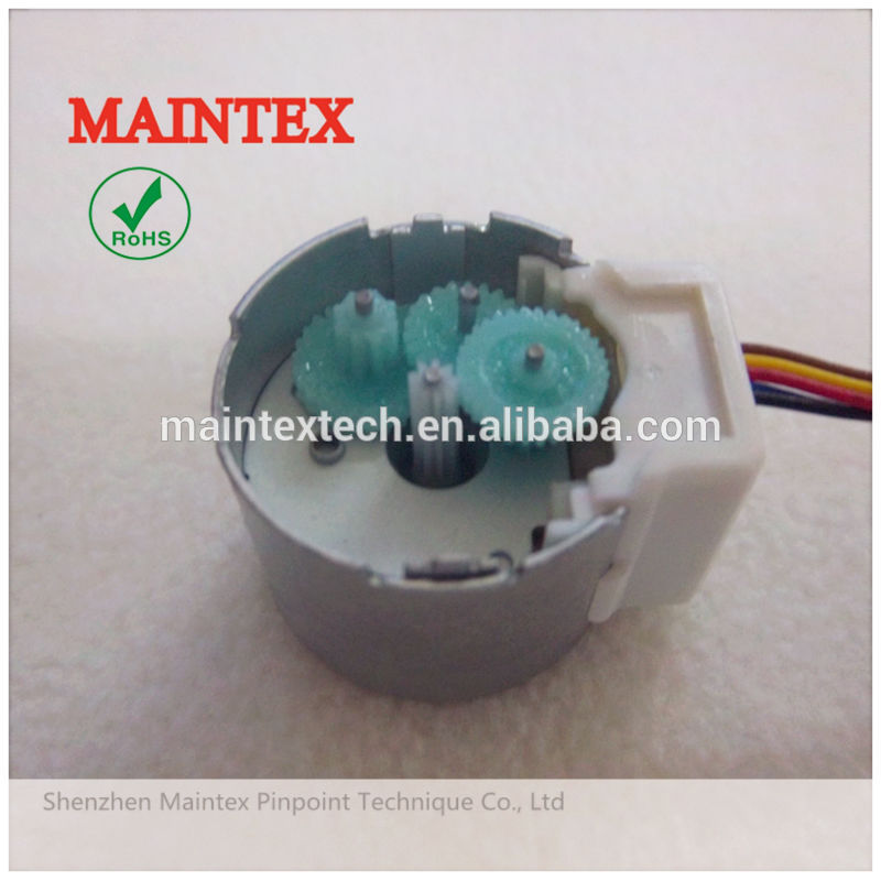 linear guide rail stepper motor, permanent magnet stepper motor, 24BYJ48