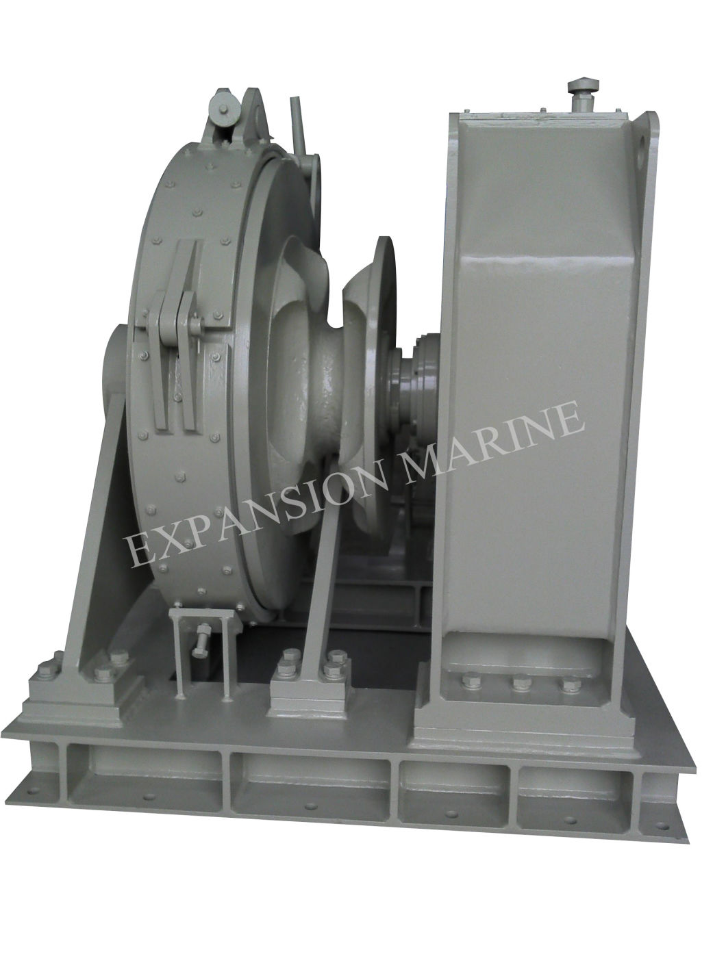 36mm Marine Hydraulic Anchor Windlass