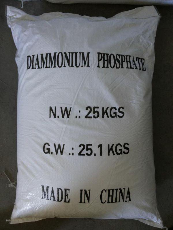 Hot Sale Compound Fertilizer 18-46-0 Diammonium Phasphate, DAP