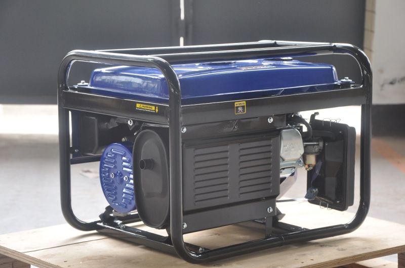 Gasoline Generator 2kw, 6.5HP Engine
