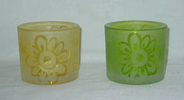 Glass Votive Candle Jar/ Candle Cup/Candle Holder