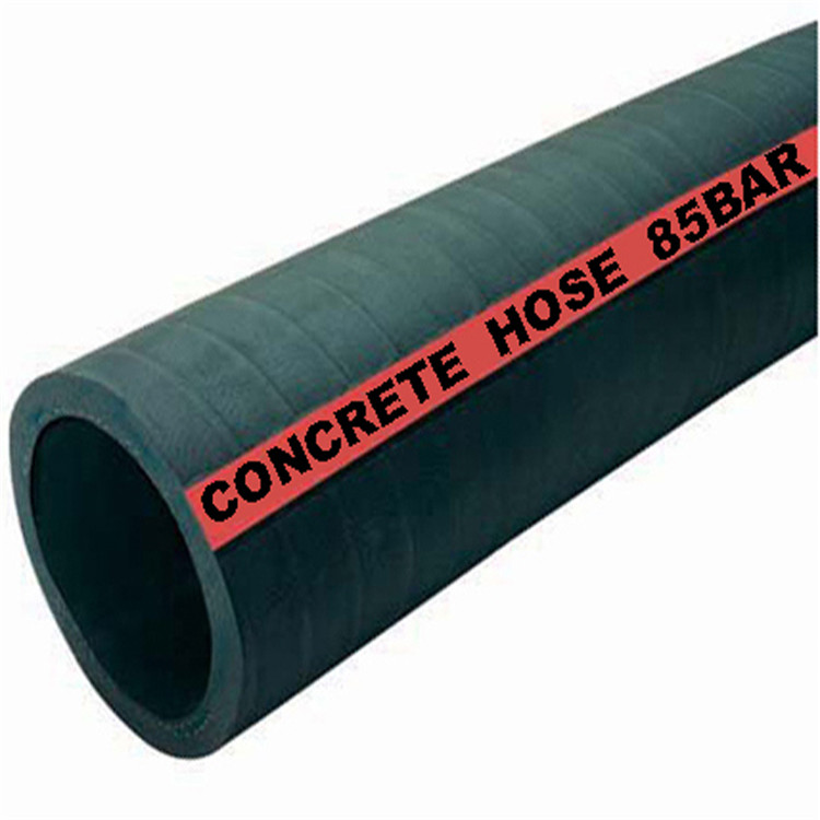 China Factory Supply Flexible Rubber Concrete Pump Hose