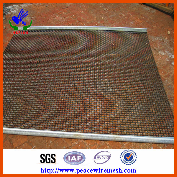 Spring Wire Quarry Screen Mesh