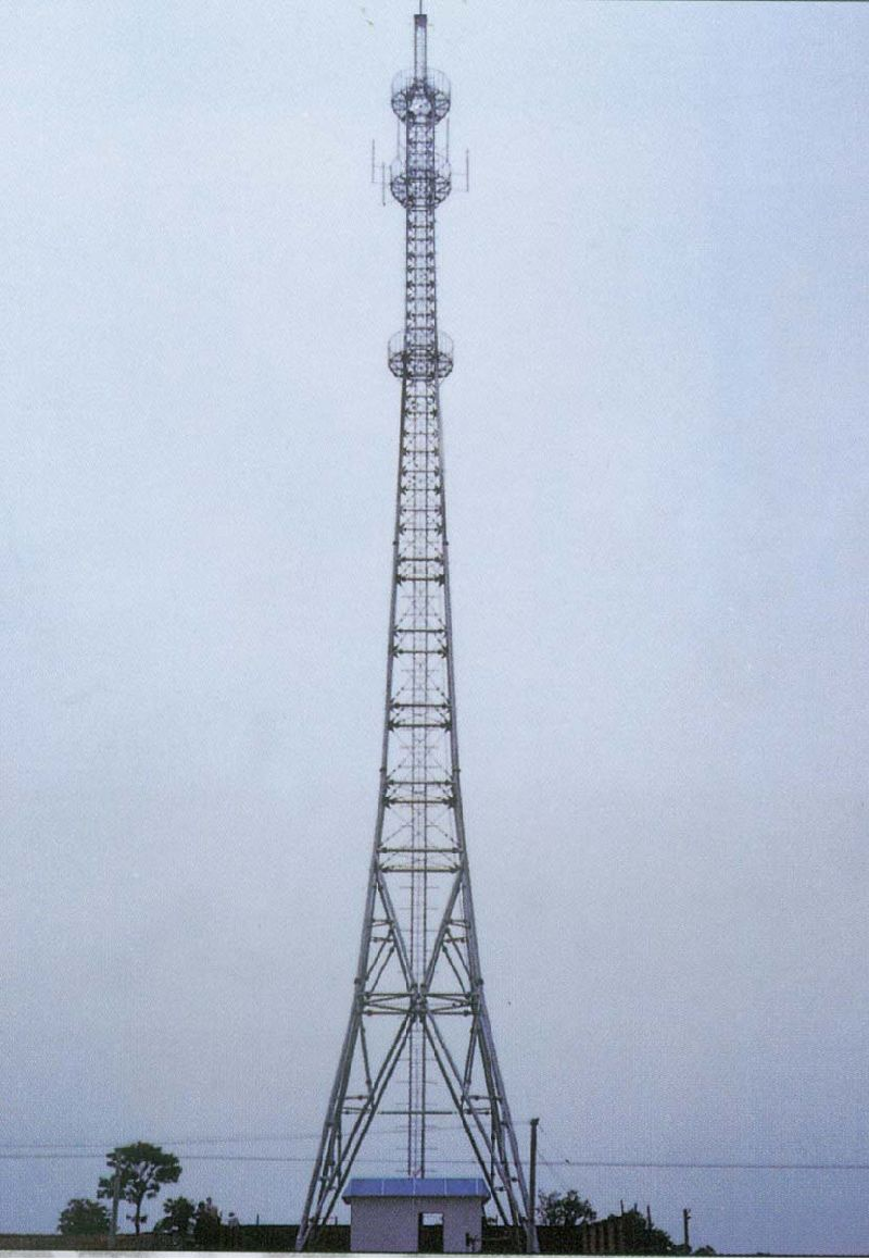 Export Fashion Durable Steel Telecom Tower