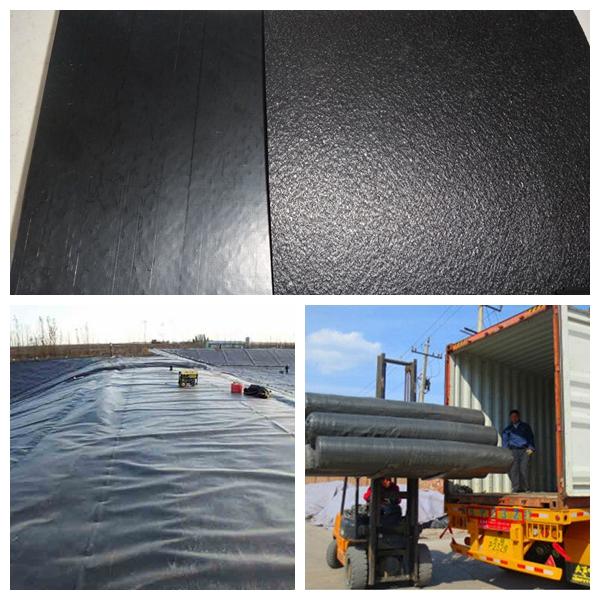Ecb Geomembrane Waterproofing Membranes