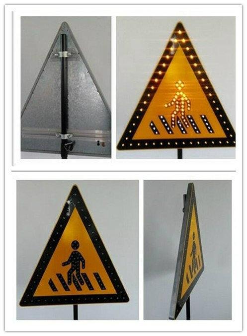 Customrized Aluminium Reflective Traffic Road Signs