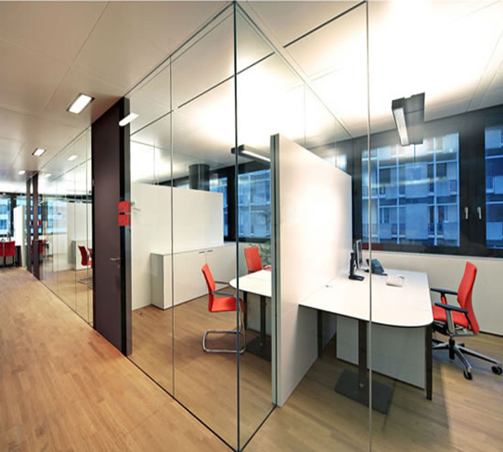 Frosted Office Room Glass