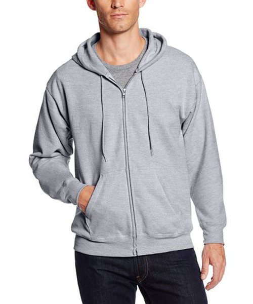Men's Full-Zip Fleece Hoodie