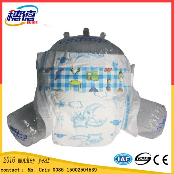 Wholesale Size M Wholesale of Cheap Disposable Baby Diaper