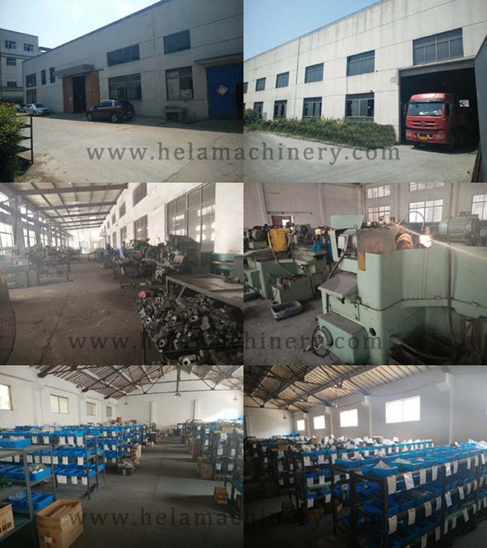 High Precise Sewing Machine Parts Metal Parts for All Types