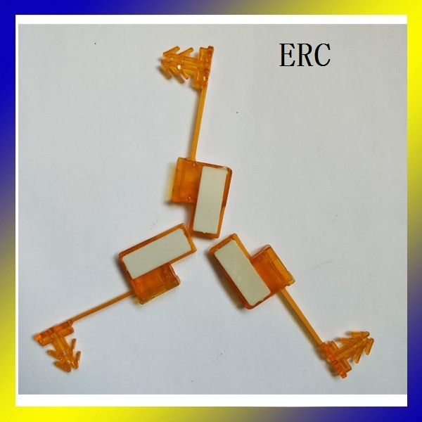 Plastic Seal for Energy Meter Electric Meter Security Seal for Philippines Erc