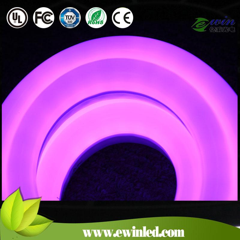 360 Degree LED Neon Rope with Ce&RoHS