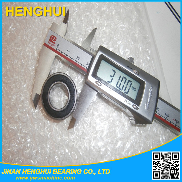 163110 2RS Bicycle Deep Groove Ball Bearing