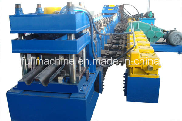 Expressway Metal Corrugated Guardrail Forming Machine