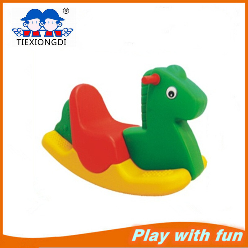 New Design Children Plastic Rocking Horse Toy